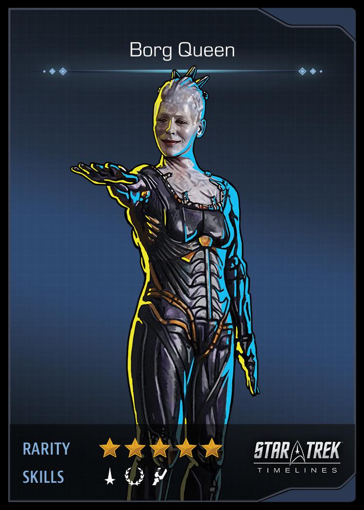 Wir Sind Die Borg