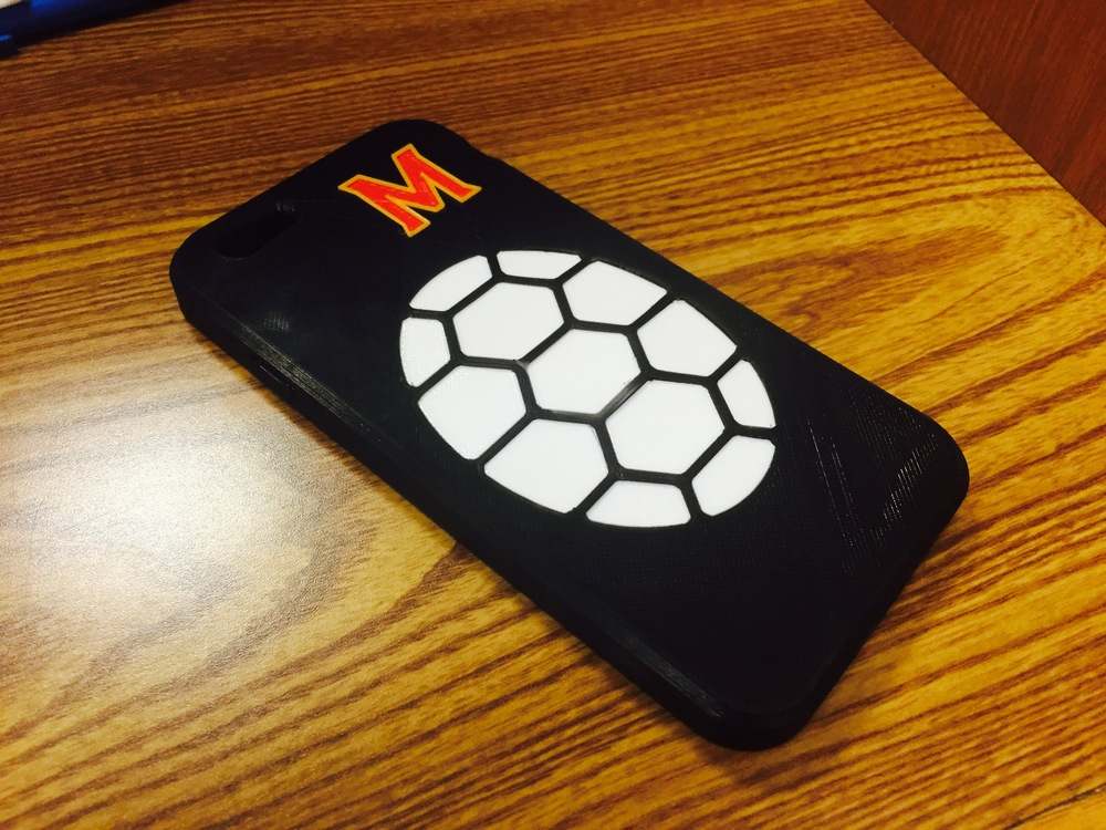 UMD Themed Case - iPhone 6