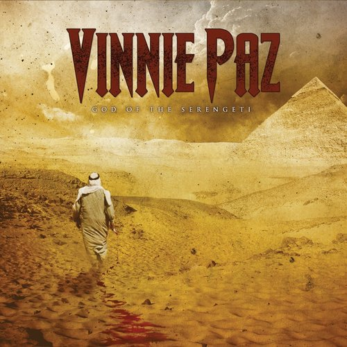 Vinnie Paz - 'God Of The Serengeti' (Album)