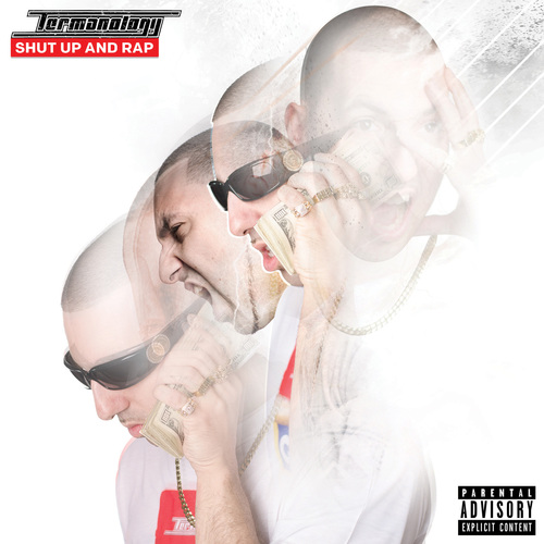 Termanology - 'Shut Up And Rap' (Album)