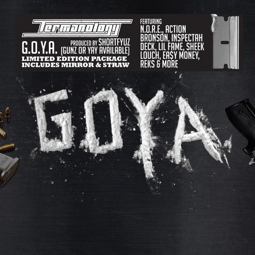 Termanology - 'G.O.Y.A' (Album)