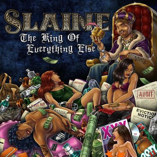 Slaine - 'The King Of Everything Else' (Album)