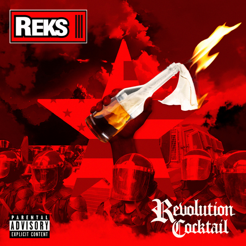 Reks - 'Revolution Cocktail' (Album)