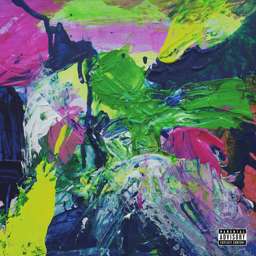Jared Evan - 'The Art Form Of Whatever' (Album)