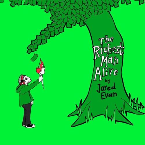 "Jared Evan - ""The Richest Man Alive"" (Single)"