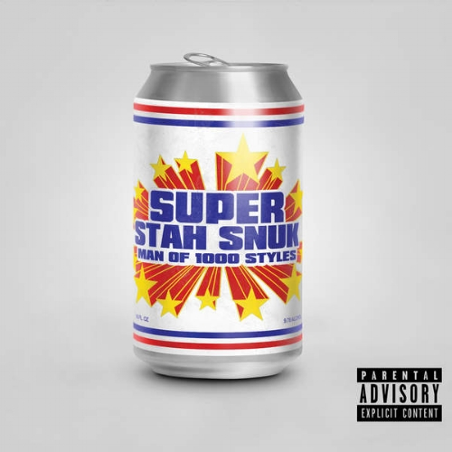 Superstah Snuk - Man Of 1000 Styles (Album)