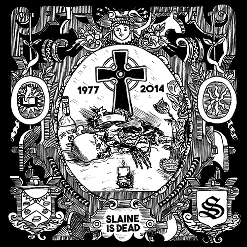 Slaine - Slaine Is Dead EP