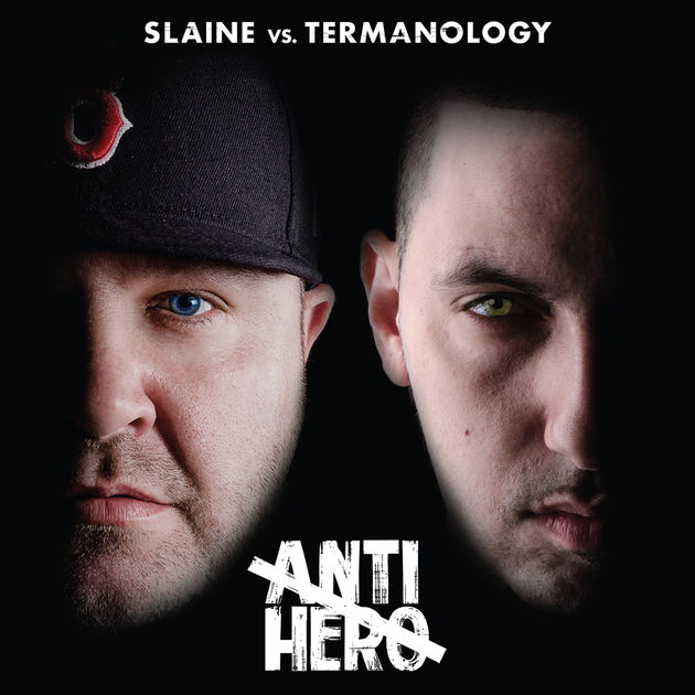 Slaine Vs Termanology - Anti Hero (Album)