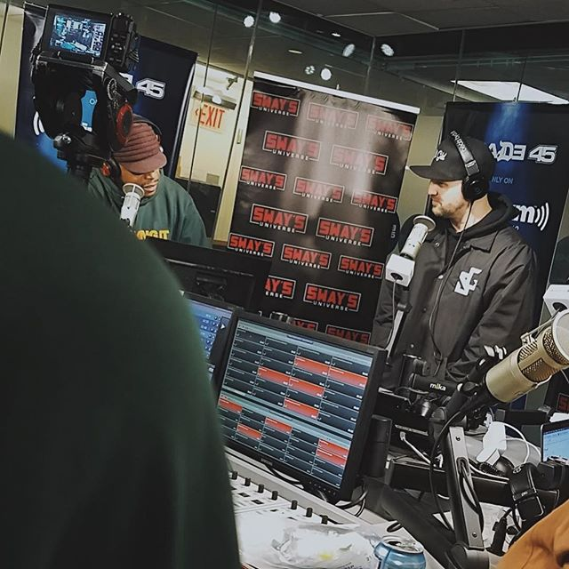 Man... what a morning. I cannot thank @realsway @thehappyhourwhb & @djwonder enough for inviting me up for an interview and to provide the beats for today's Fire Cypher! @_parisprice_ & @jacob_bandana_ym murder the cypher and it was an experience I won't forget. Thank you to my ace @adamptp for everything you do. So grateful for this opportunity 🙏🏻🙏🏻🙏🏻 #ArcProducedThat #SwayInTheMorning #STLGLD #MusicProducer #Music #Producer #FirdayFireCyphers #beats #beatmaker #hiphop