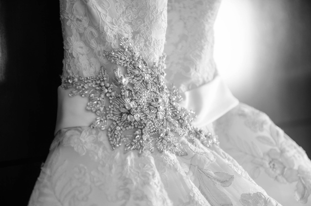 Bridal gown shot by James Anthony Photographyw