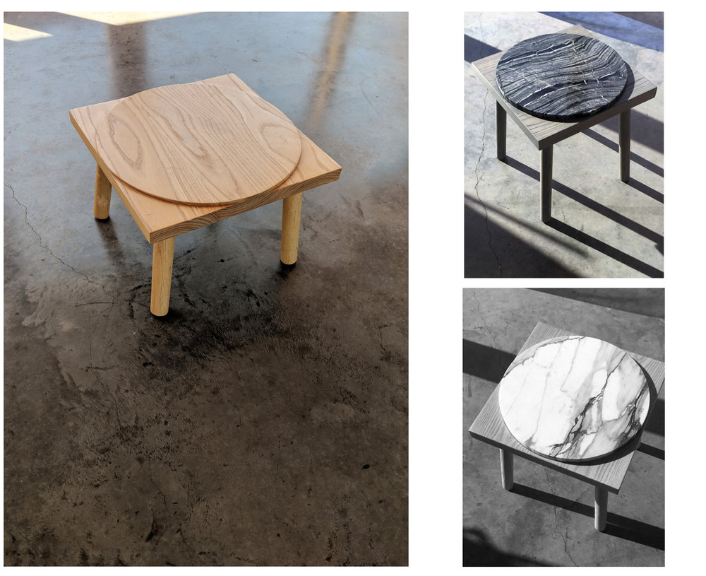 Custom Shapes Stools