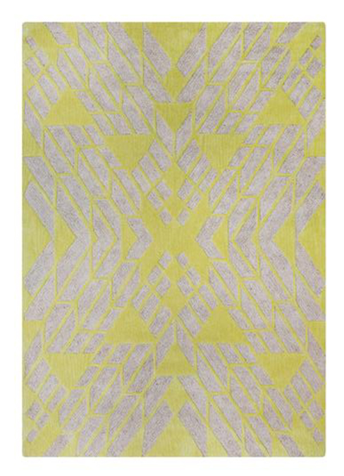 Geometric Rug with Hawkins New York