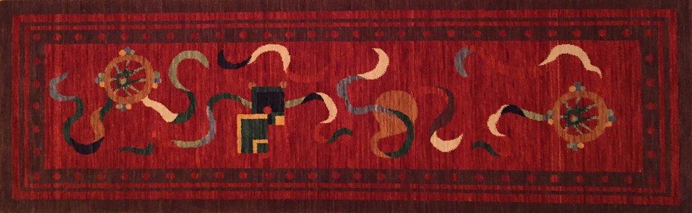 8 Auspicious Symbols (KT-13BH)