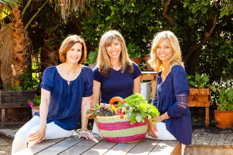 Kelly, Carla and Linda