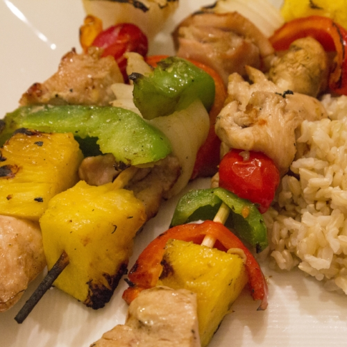 Chicken Kebobs