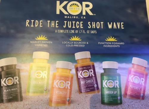 KOR Wellness Shots