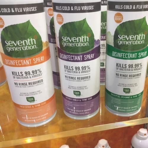 Seventh Generation Disinfectant