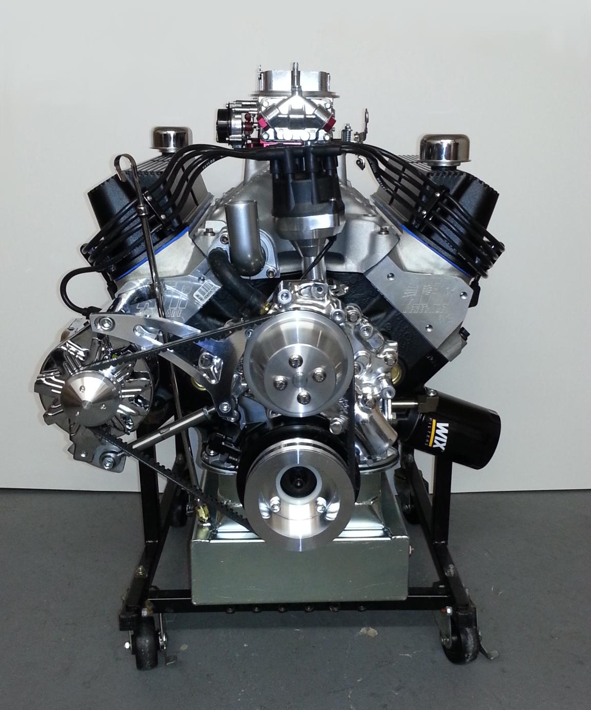 Speed Logics LLC — SBF 427 620HP Turn-Key