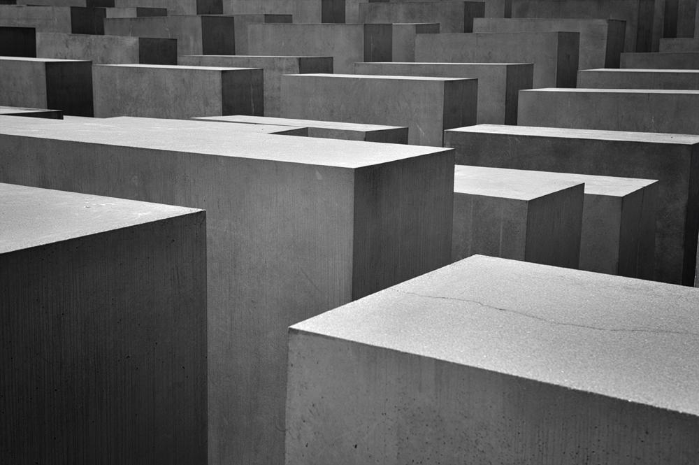 Holocaust Memorial. 2016