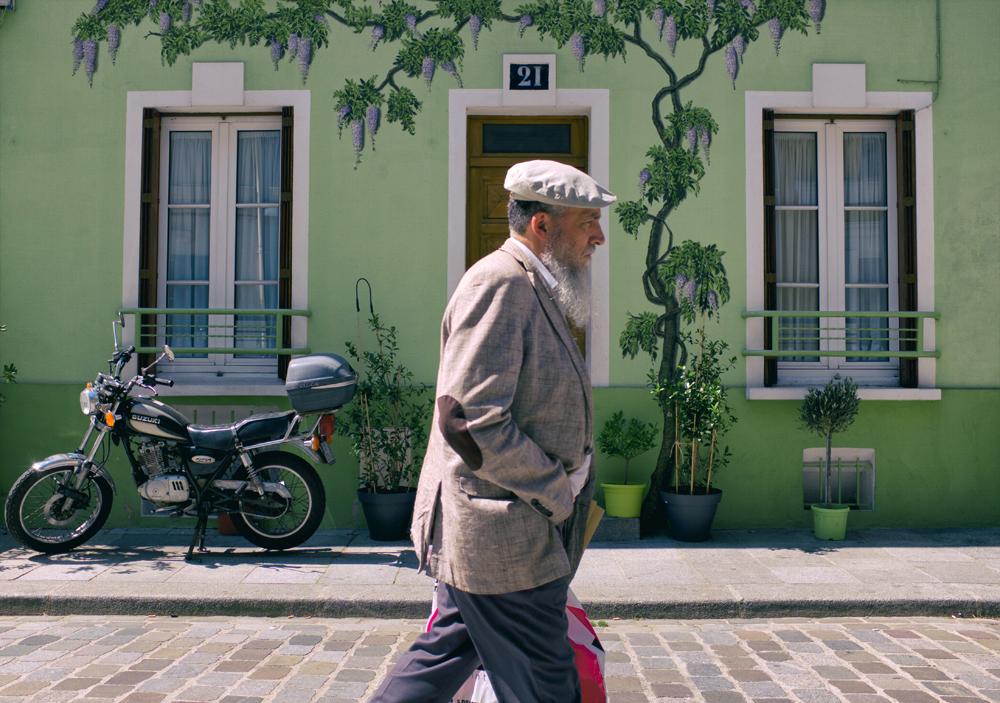 Rue Crémieux, Paris,2015