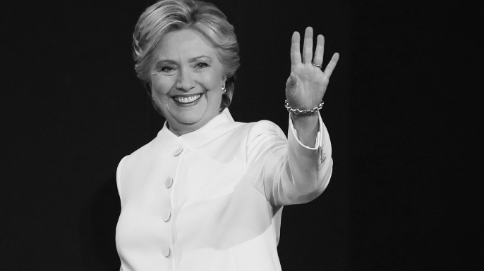 photo: http://www.history.com/news/woman-in-white-hillary-clintons-suffragette-tribute