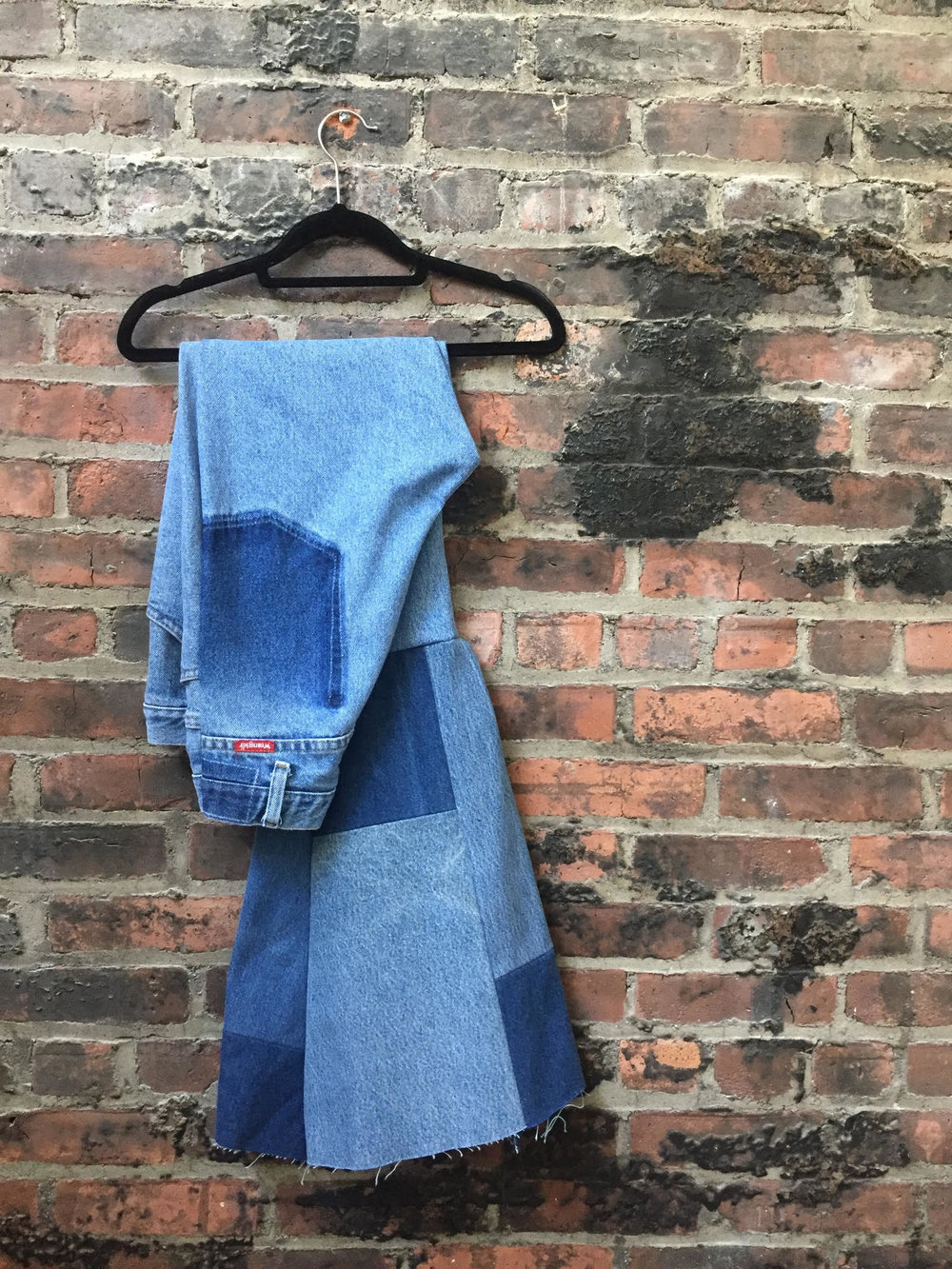 A Pair of Demin Jeans - by Aly Reinert