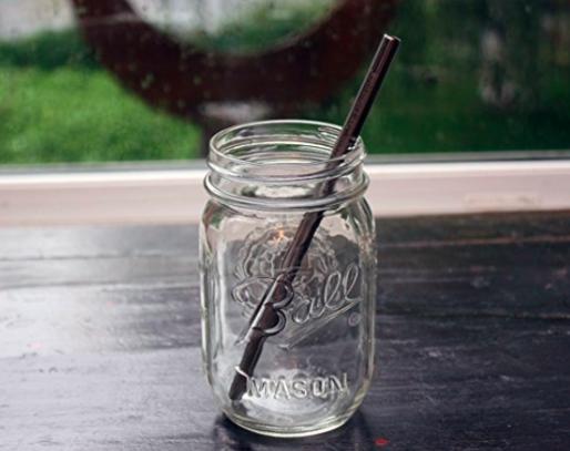 3. Plastic Straws -