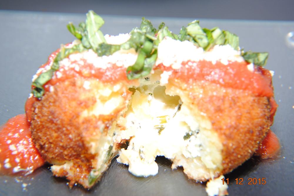 Arancini (spinach, ricotta cheese).JPG