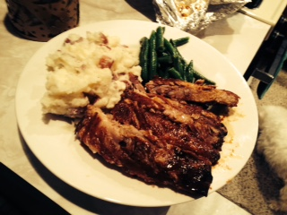 Ribs and Smashed Potatoes.JPG