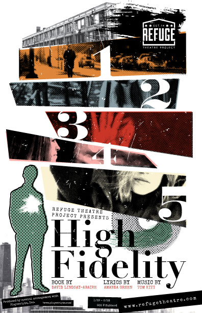 High Fidelity, Winter 2016
