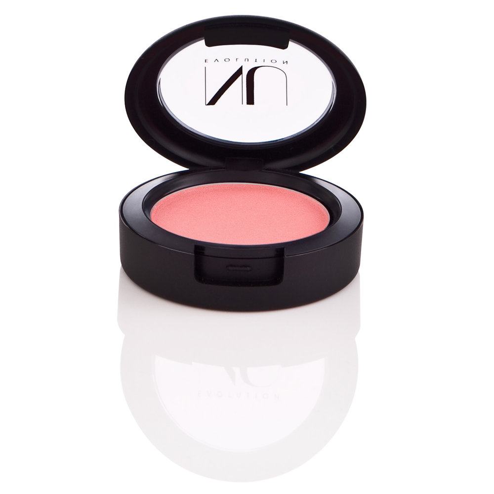 Pressed Blush: Flushed