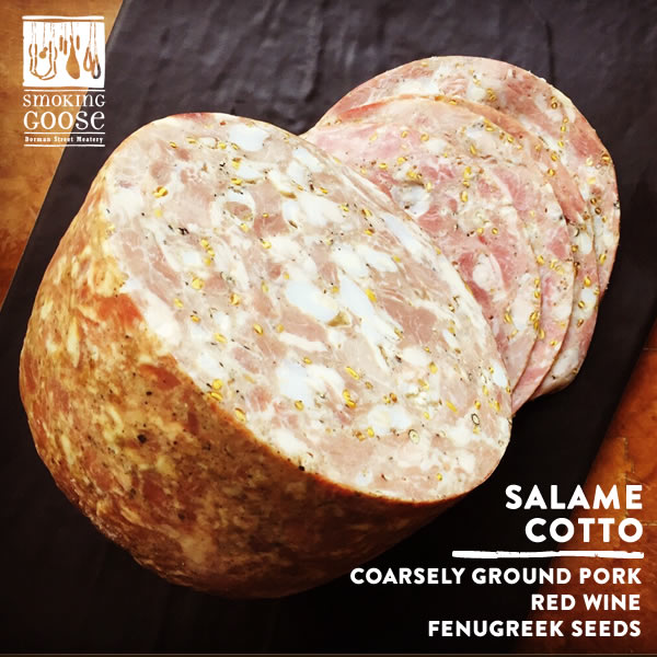 Salame Cotto