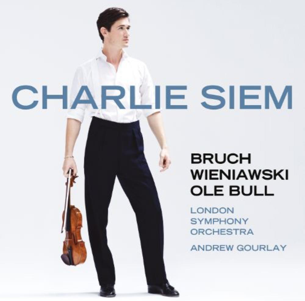 BruchWieniawskiOle Bull - Violin Concerto no.1Violin Concerto no.1Cantabile Doloroso & Rondo GiocosoLondon Symphony Orchestra