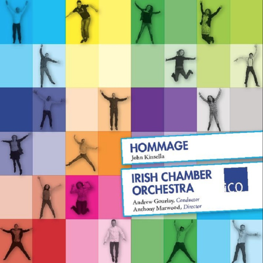 John Kinsella - Symphony no.9Homage a ClarenceNocturne for JohnPrelude and ToccataIrish Chamber Orchestra