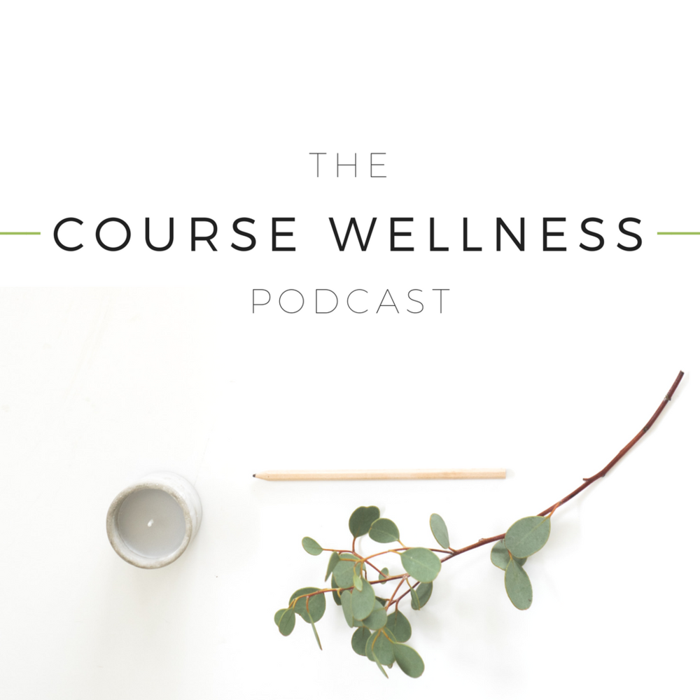 Course Wellness podcast course creators online business creative entrepreneur learning design curriculum online program learner centered heart centred interview
