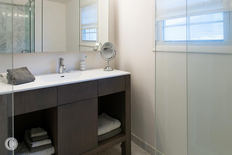 Gut Remodel Oceanfront Condominium Atlantic Beach FL Cornelius - How to gut a bathroom