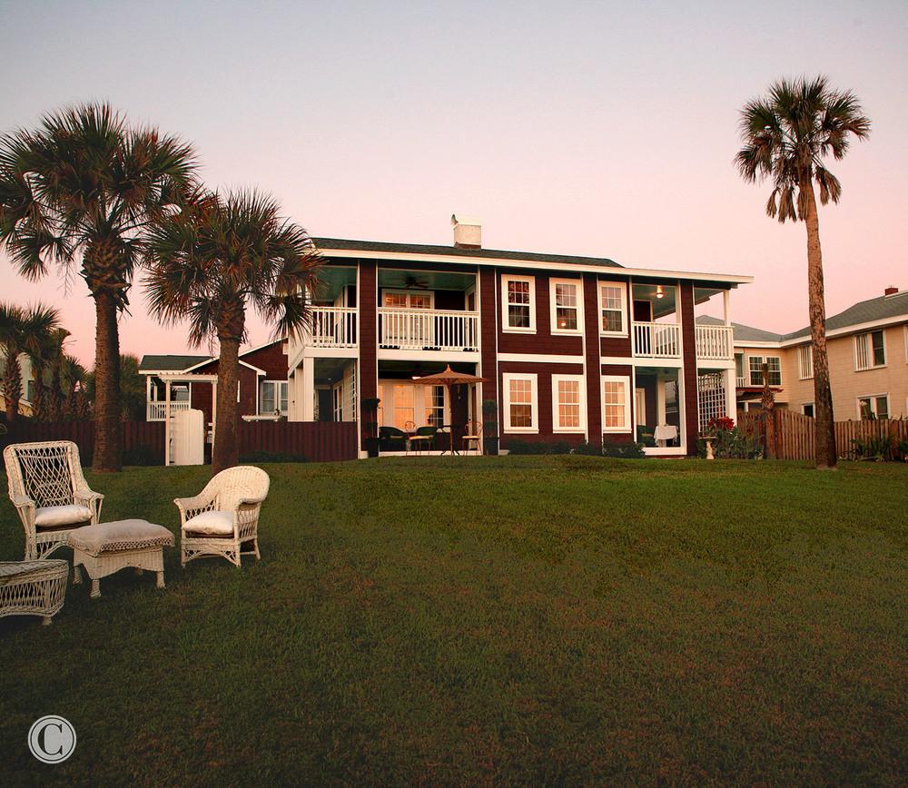 Full Gut-Remodel, Classic Oceanfront Beach House, Neptune Beach, FL ©Pablo Rivera Photography