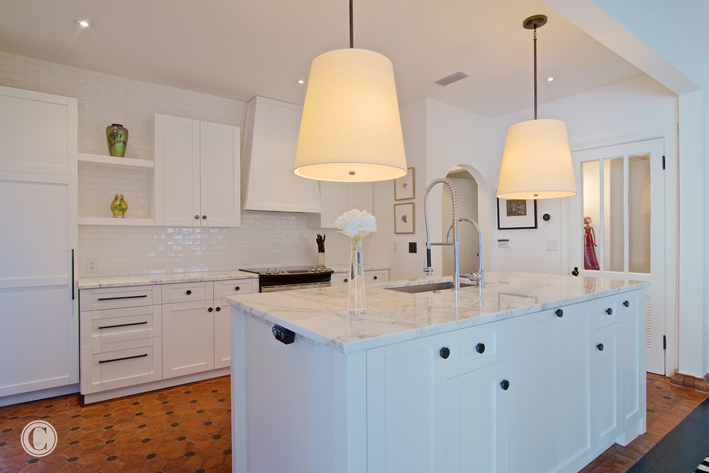 Kitchen, , Home renovation, San Marco, Jacksonville, FL - ©Wally Sears Photography