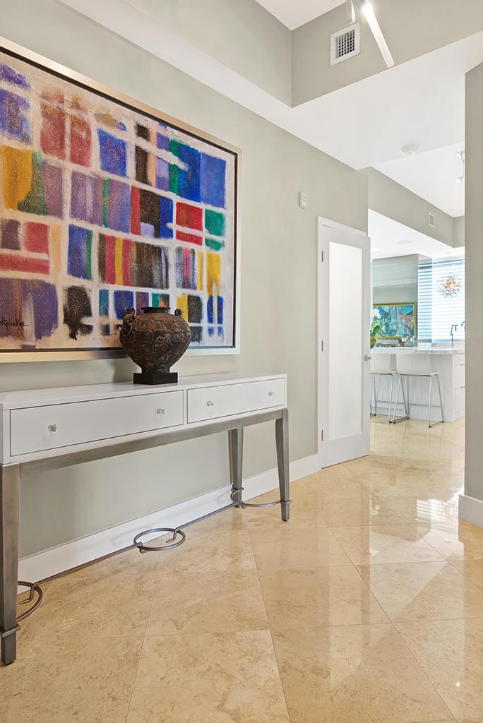 Oceanfront condo renovation, Jacksonville Beach, Florida  | Cornelius Construction Company