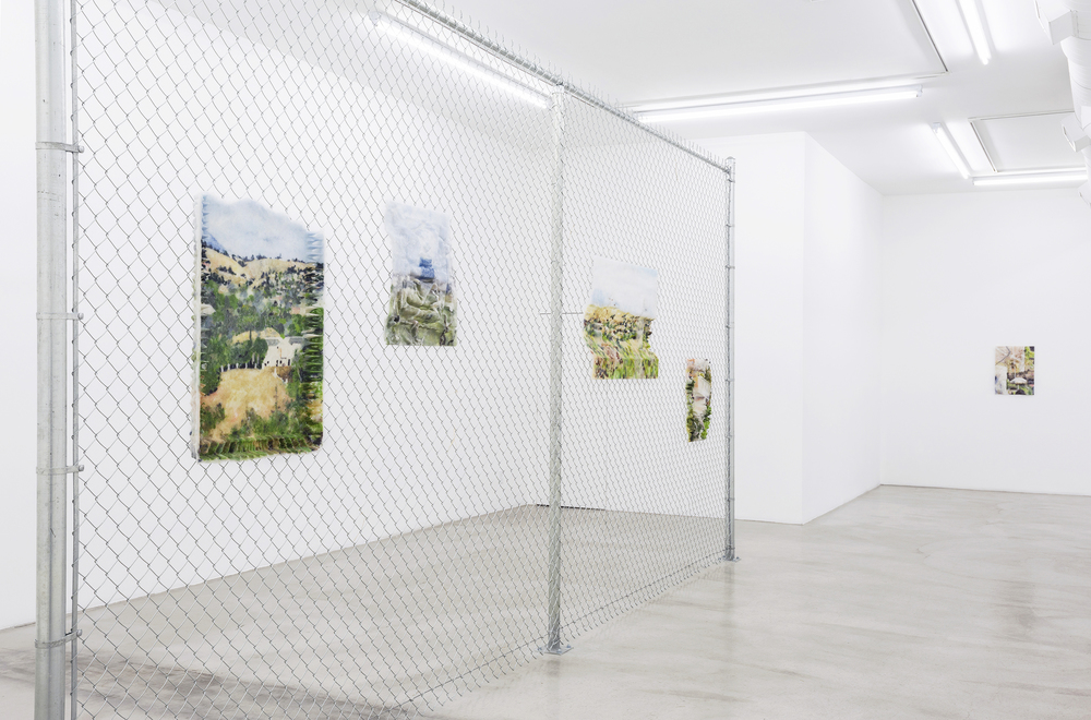 Dwyer Kilcollin THE VIEW Part II M+B Gallery LAXART installation Los Angeles