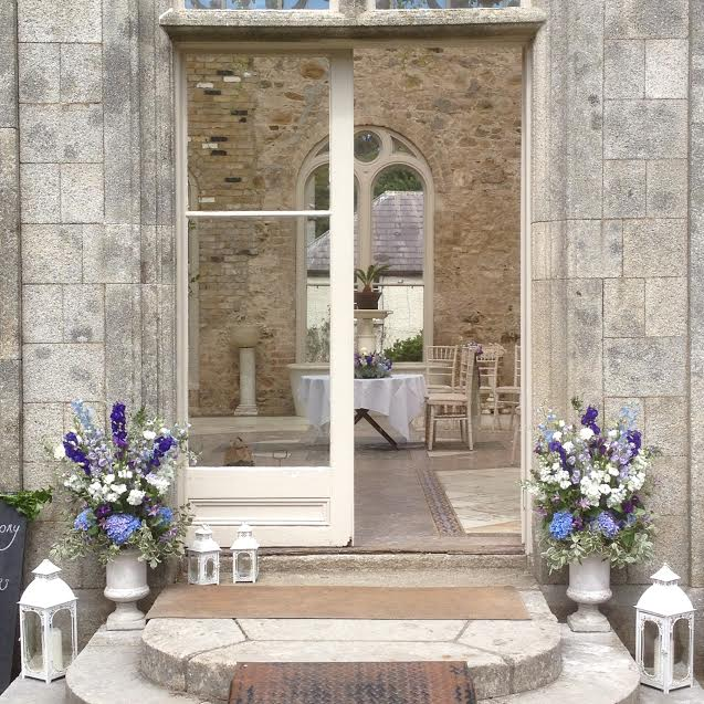 Entrance to Orangery Killruddery