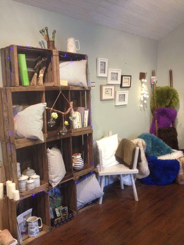 Pop-up Shop Interior