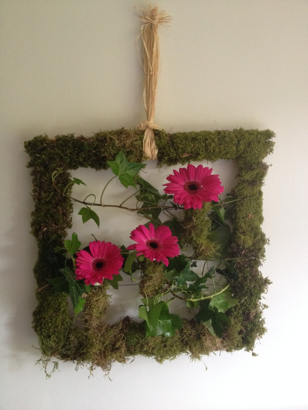 Framed Flower