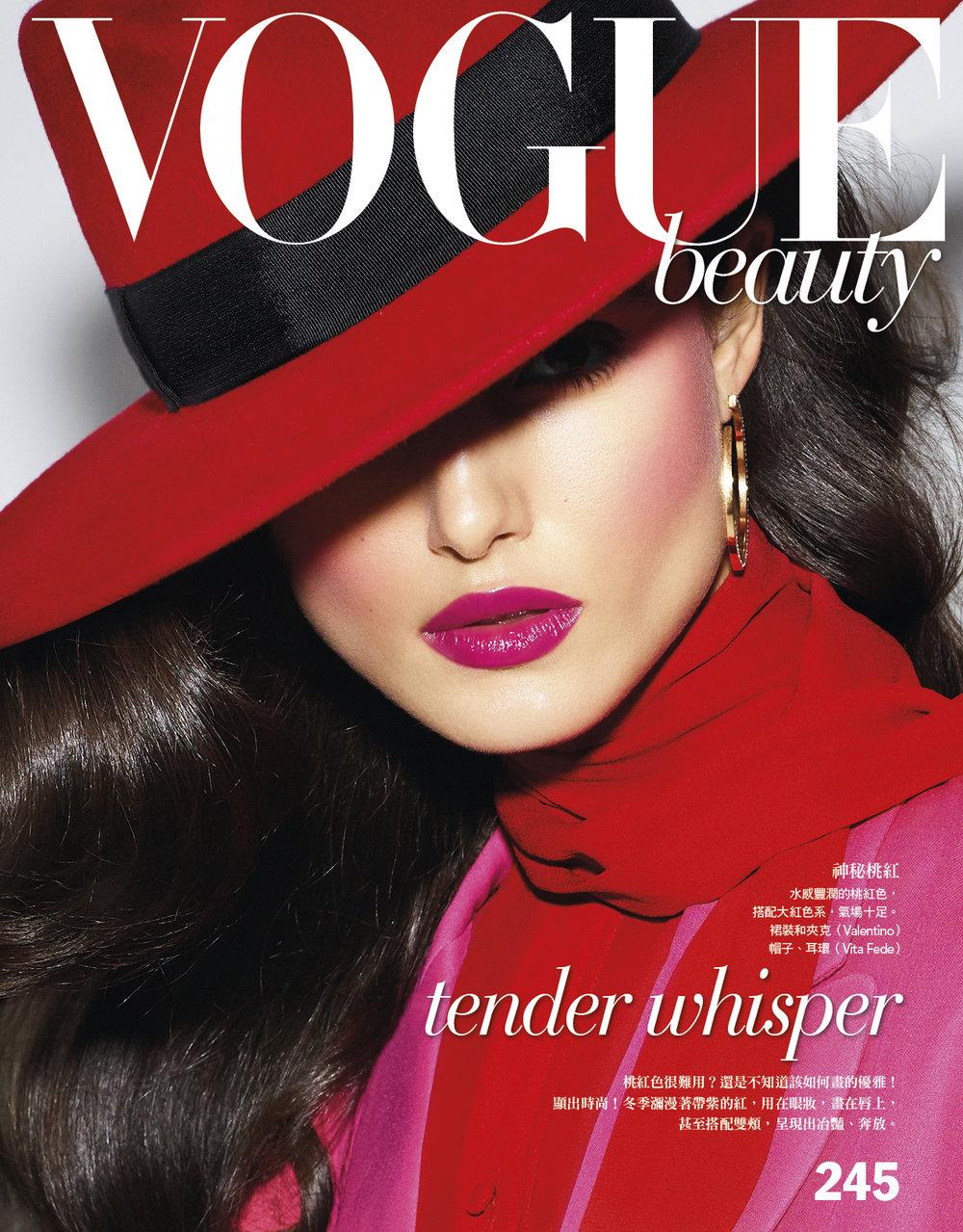 Blanca Padilla for VOGUE Taiwan by Enrique Vega [Layout]1.jpg