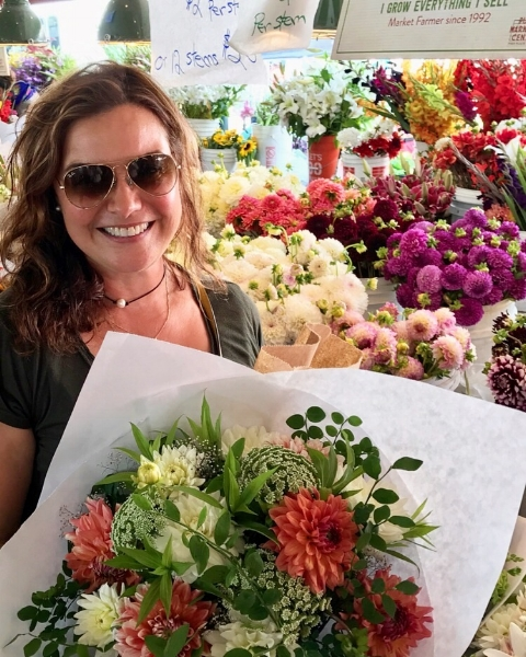 Meet: - Anne Marie Foy of The French Bouquet