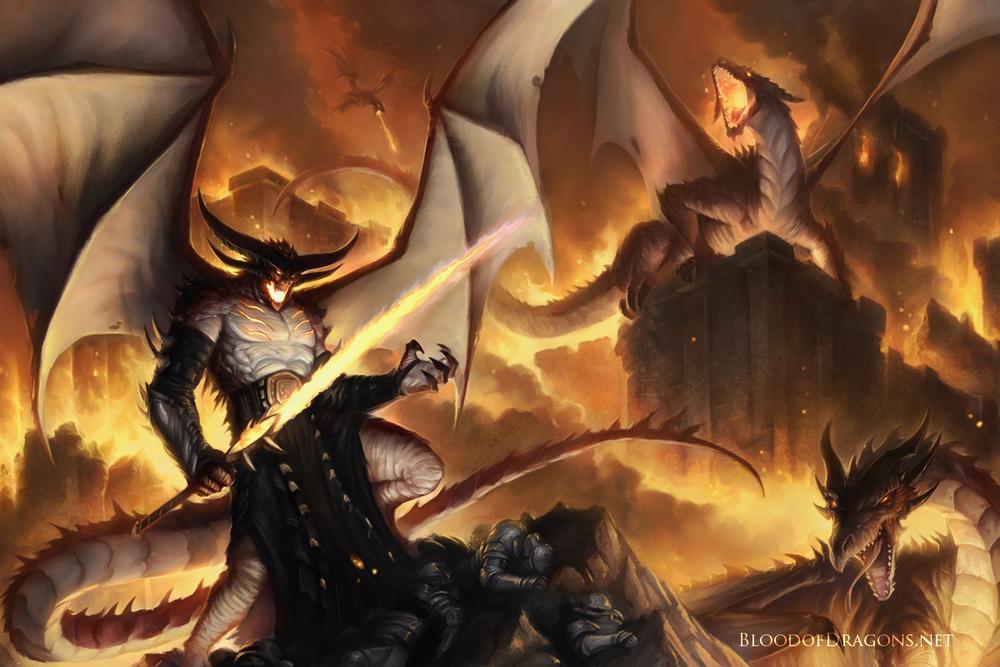 Dragonlord Sinn