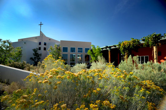 Norbertine Retreat Center, Albuquerque, NM