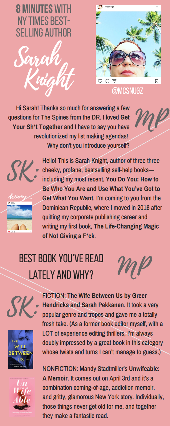 8 minutes with sarah knight author of get your sht together the screen shot 2018 03 08 at 92518 pmg solutioingenieria Images