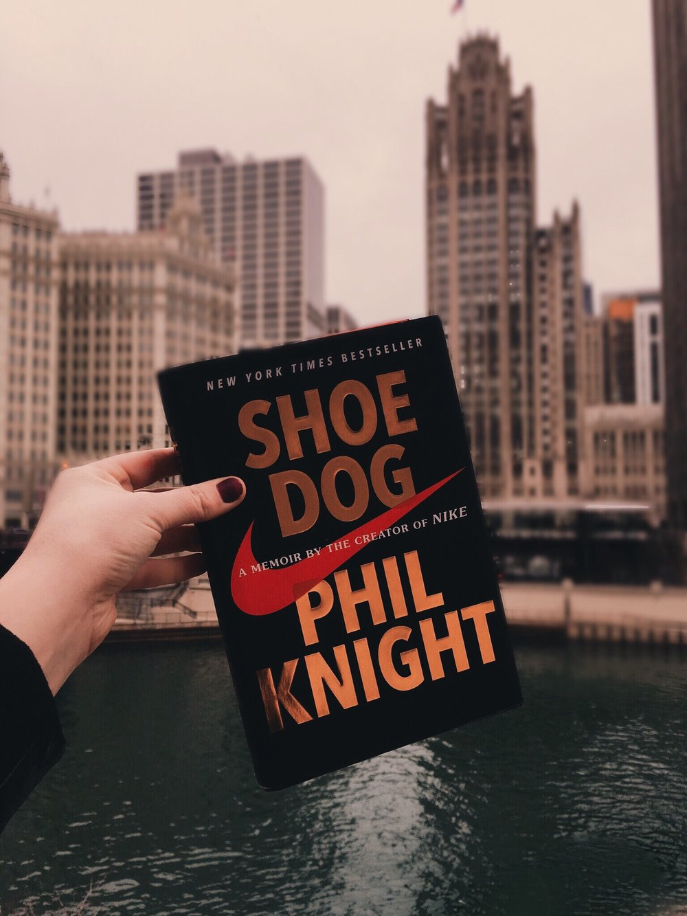 31cbdb933cb4b2 Shoe Dog  A Memoir by the Creator of Nike    Phil Knight — The Spines