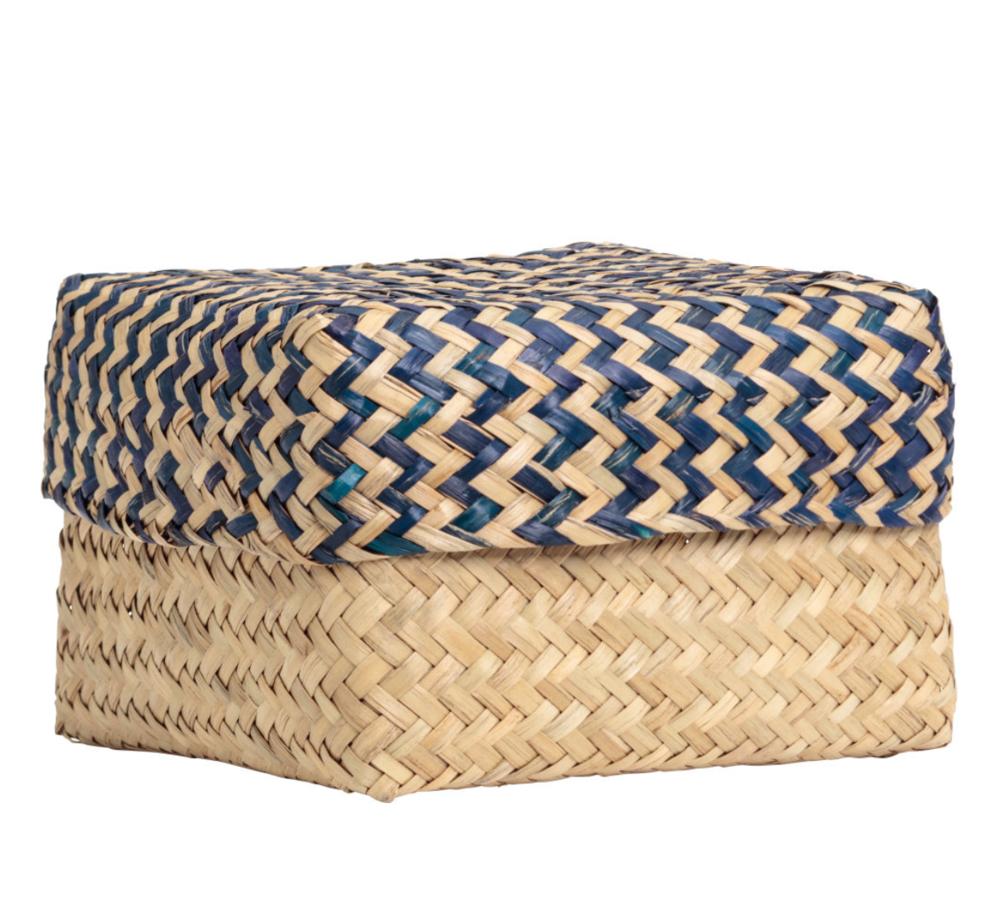 Multi-tone Seagrass Box